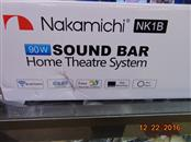 Nakamichi NK1B 90-Watt Bluetooth Soundbar - Black